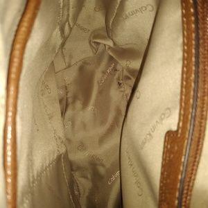 Calvin Klein Bags - Calvin Klein Leather/Suede messenger bag purse